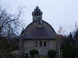 A templom északi oldala