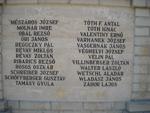 I. világháborús emlékmu felirata 1.