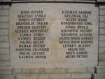 I. világháborús emlékmu felirata 2.