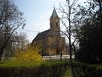Rákosliget katolikus templom 2009-ben.