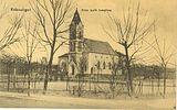 A katolikus templom a 20-as években