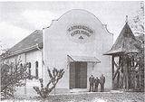 Rákosliget református templom