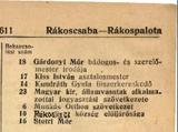 Telefonkönyv 1920
