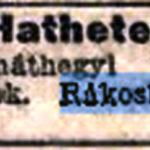 Kutyák eladók 1904. 152. szám
