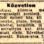 1907. 291. sz.