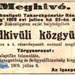 1909 161 szam