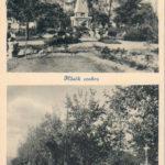 Hősök tre képeslapon 1938