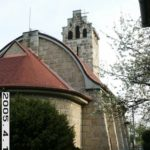 A templom 2005-ben