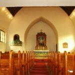 Rakosligeti templom. Templombelső