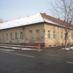 A VIII. utcai épület