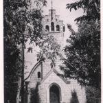 A templom 1962-ben. ERH gyűjtemény.