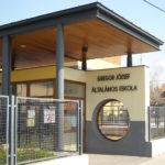 Hősök terei Általános Iskola a Gregor József név felvétele után