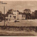 Pedagógus klubház 1958