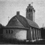 A templom 1943-ban.