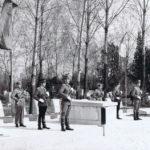 Ünnepség a román síroknál (70-es évek)