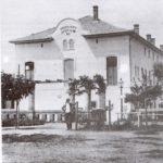 Sportclub épülete