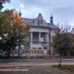 A volt Führinger venéglő (rendőrség, legutóbb iskola) épülete. Ligetsor 2018.10.18.