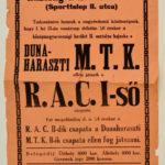 RAC plakát