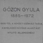 Rákosliget, Gózon Gyula utca 1.
