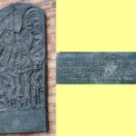 Rákoscsaba, Protestáns gályarabok emléktáblája Rákoscsaba u. 2