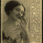 Maderspach reklám a Vasárnapi Újságban.